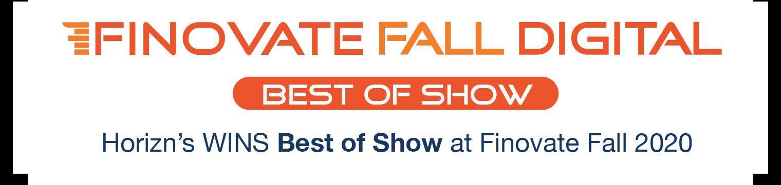 Finovate Best f Show Blog Banner
